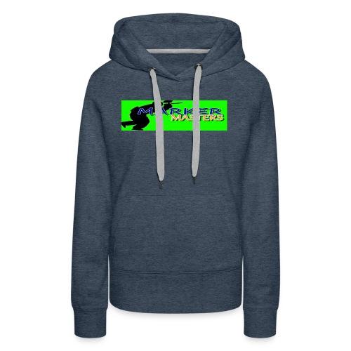 Marker Masters (Green) - Women's Premium Hoodie