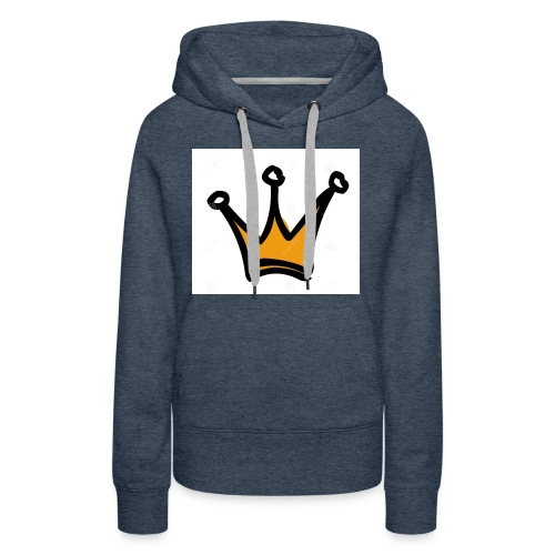 crown-1196222 - Women's Premium Hoodie