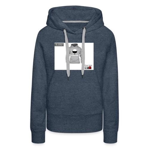 Winter Hoodie by DoseOfRide   Rs.1200/- - Women's Premium Hoodie
