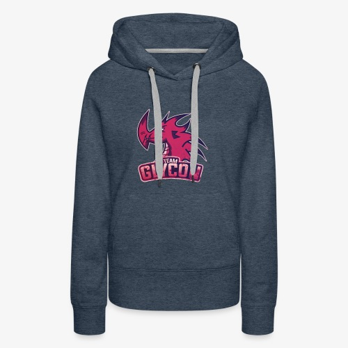 Glycon Dragon - Women's Premium Hoodie