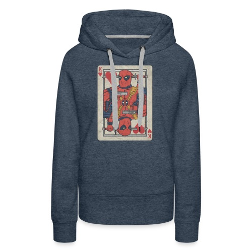 Dp Fanmade Shirt - Women's Premium Hoodie