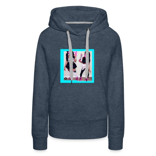 She my main one - Women's Premium Hoodie