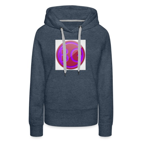 Brother Gaming 2016 logo apparel - Women's Premium Hoodie