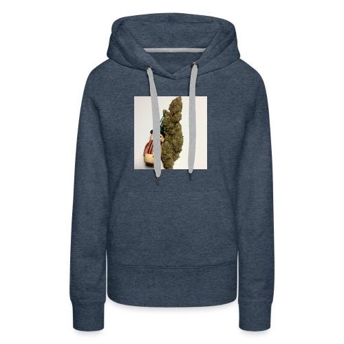 Christmas Tree Nugget - Women's Premium Hoodie