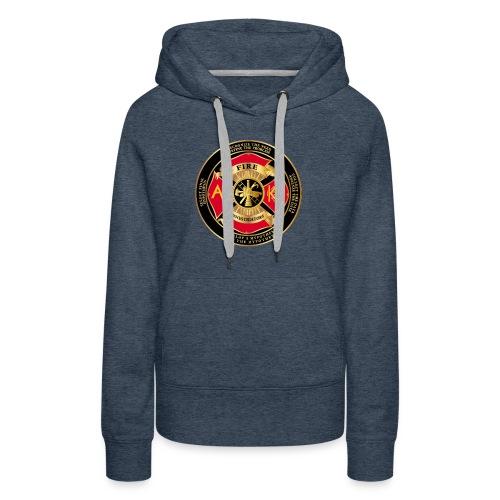 Alaska Association of Fire and arson investigators - Women's Premium Hoodie