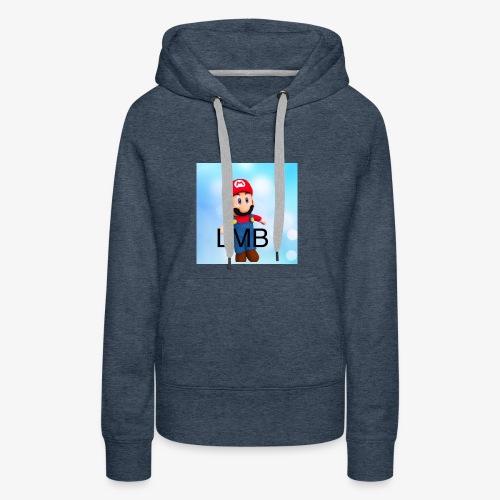 LMB Logo - Women's Premium Hoodie