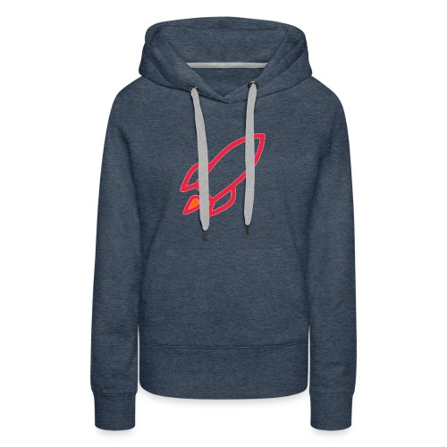 Rocket Cheap Women - Women's Premium Hoodie