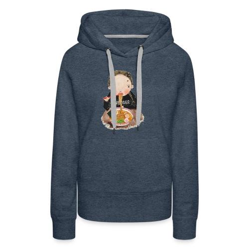 Ramen Girl - Women's Premium Hoodie