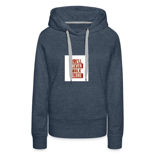 liverpool fc ynwa - Women's Premium Hoodie