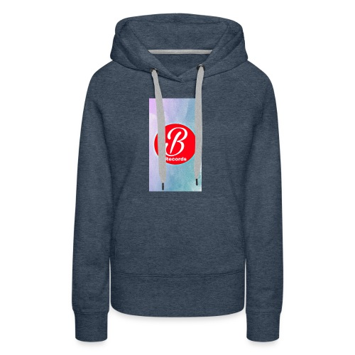 Bursona Records Merch - Women's Premium Hoodie
