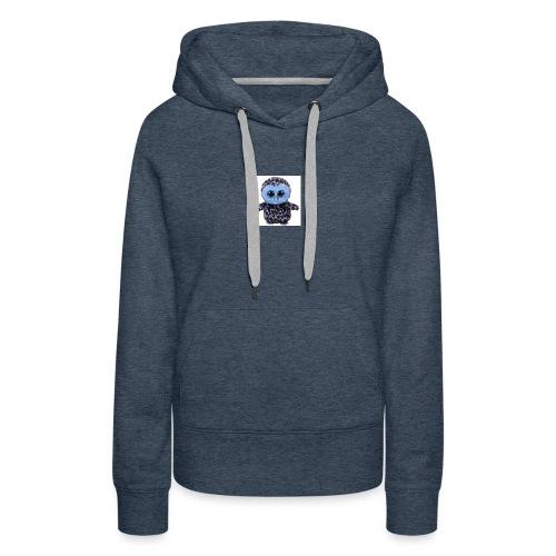 blue_hootie - Women's Premium Hoodie