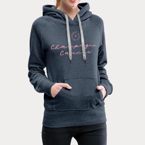 Champagne Caucus - Women's Premium Hoodie