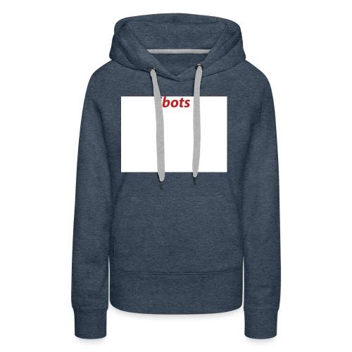 JBOTS Shirt design3 - Women's Premium Hoodie