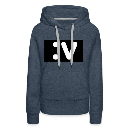 LBV side face Merch - Women's Premium Hoodie