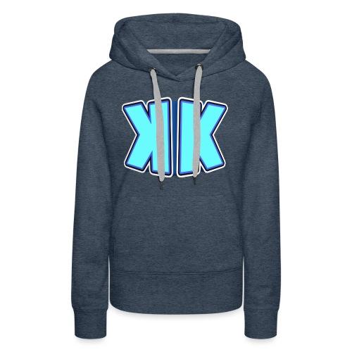 Krojak's Icon - Women's Premium Hoodie