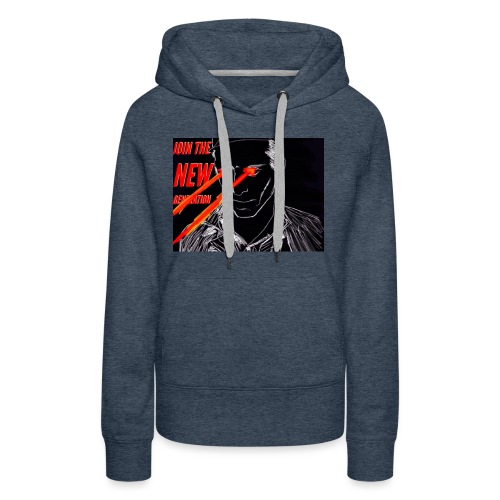 Join the New Generation - Women's Premium Hoodie
