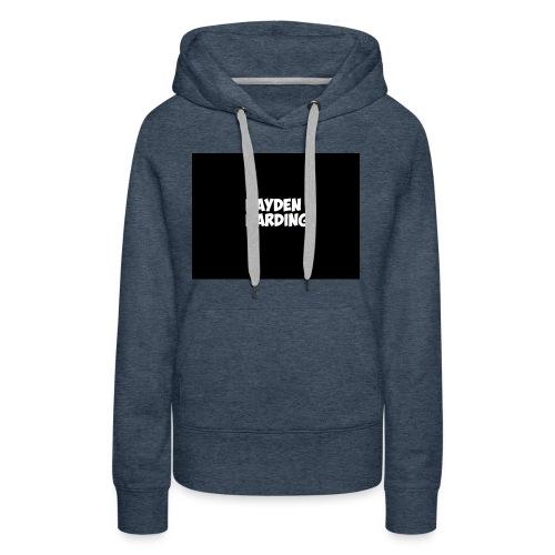 HELLLLLLO - Women's Premium Hoodie