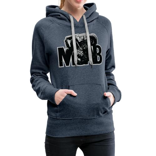 Moab Utah Off-road Adventure - Women's Premium Hoodie