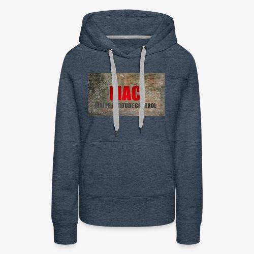 MAC LOGO - Women's Premium Hoodie