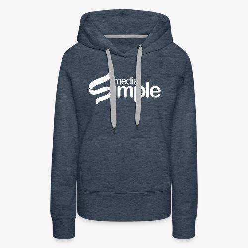 mediasimple - Women's Premium Hoodie