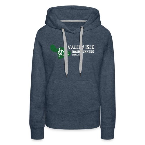 Valley Isle Road Runners - Women's Premium Hoodie