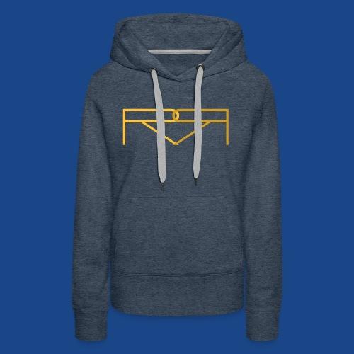 ronald renee gold - Women's Premium Hoodie