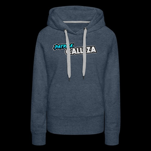 Patrick Calliza Official Logo - Women's Premium Hoodie