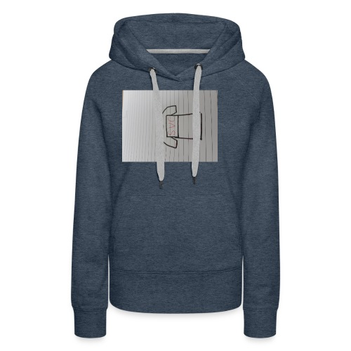 Drafting - Women's Premium Hoodie