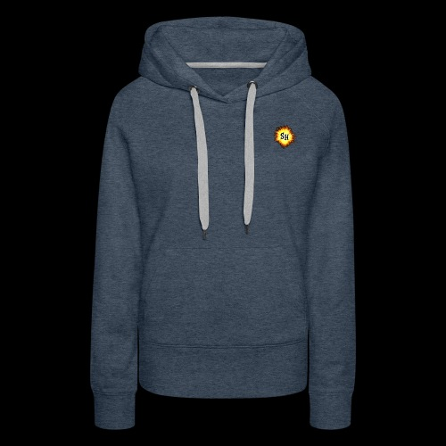 New Sarcoth Logo Top-Left - Women's Premium Hoodie
