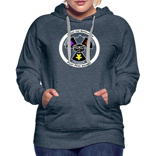 Pikes Peak Gamers Convention 2019 - Clothing - Women's Premium Hoodie