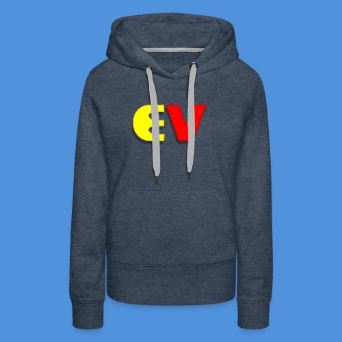 Entoro Vace Logo - Women's Premium Hoodie
