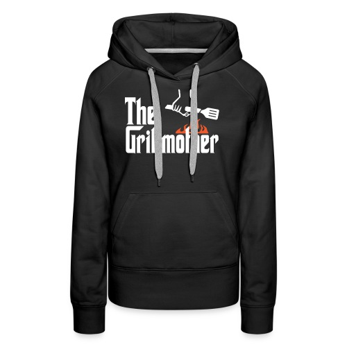 The Grillmother - Women's Premium Hoodie