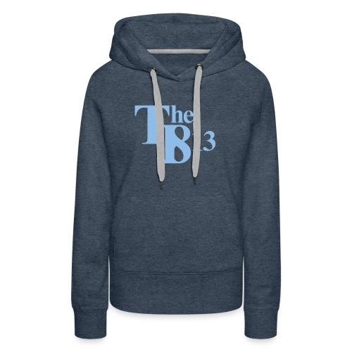 TBisthe813 Columbia Blue - Women's Premium Hoodie