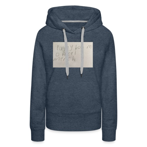 offical merch - Women's Premium Hoodie