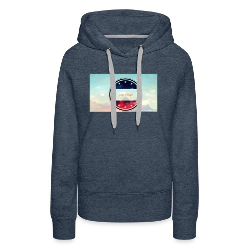 Csp playz first merch - Women's Premium Hoodie