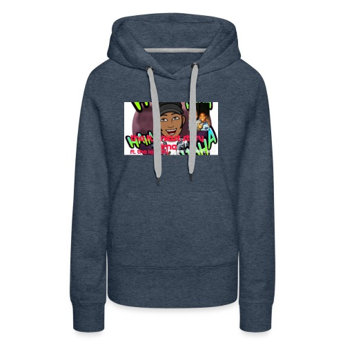 Cam t shirts - Women's Premium Hoodie
