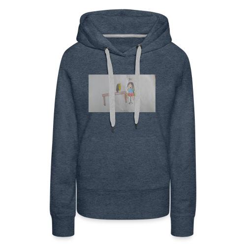 fan art test 1 - Women's Premium Hoodie