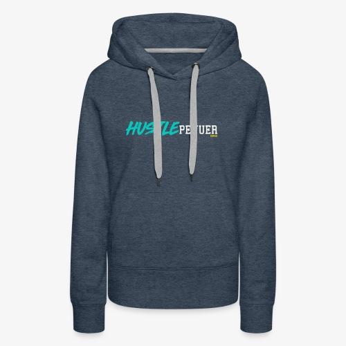 HUSTLE ALWAYS - Women's Premium Hoodie