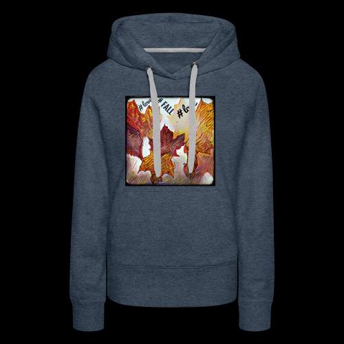 Love fall - Women's Premium Hoodie