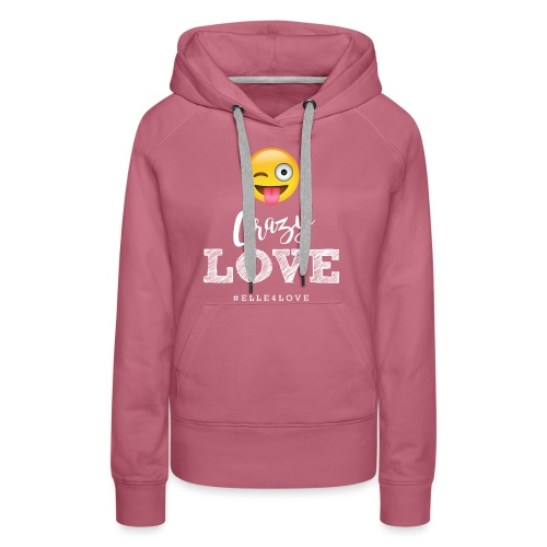 Crazy Love - Women's Premium Hoodie