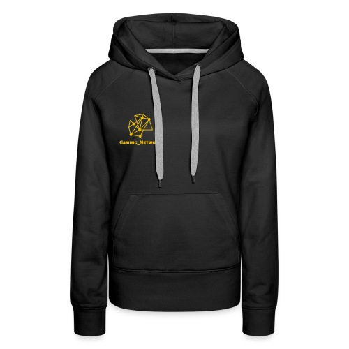 gaming network gold - Women's Premium Hoodie