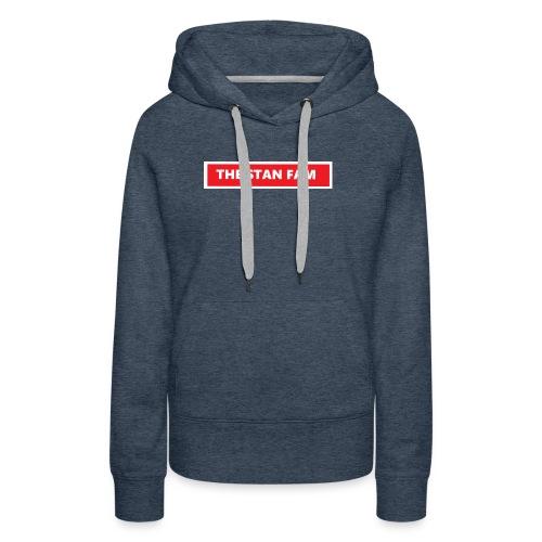 THE STAN FAM - Women's Premium Hoodie