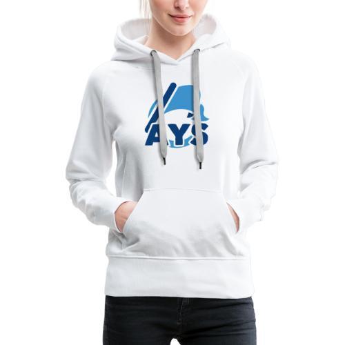 AYS Logo - Women's Premium Hoodie