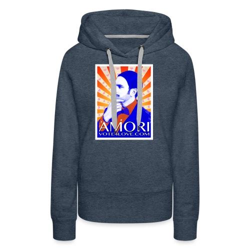 Amori_poster_1d - Women's Premium Hoodie