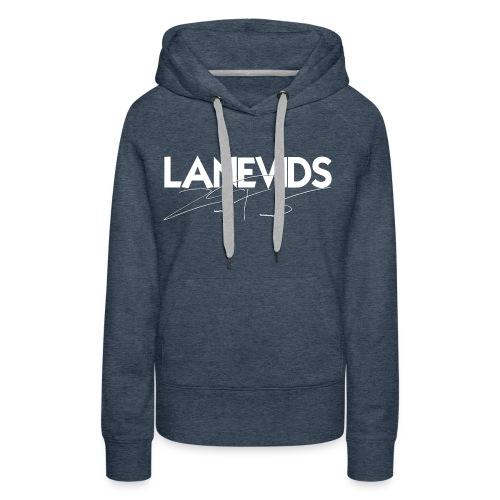 LaneVids Signature - Women's Premium Hoodie