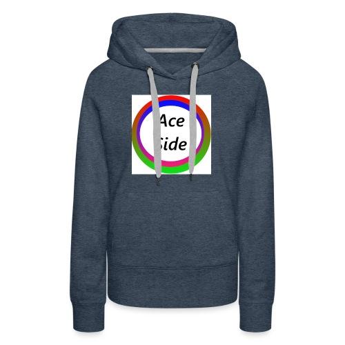 AceSide - Women's Premium Hoodie