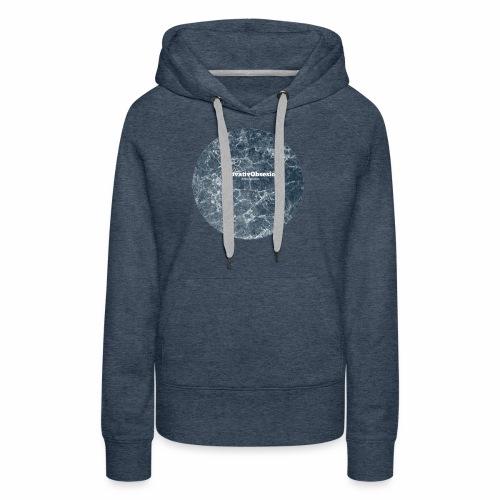 "InovativObsesion ""LEGEND RIPPLE"" apparel - Women's Premium Hoodie"