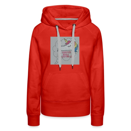 SE Dream Shirt for employees - Women's Premium Hoodie