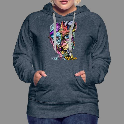 The Weight of Resentment - Women's Premium Hoodie
