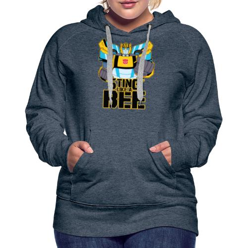 STING LIKE A BEE - Women's Premium Hoodie